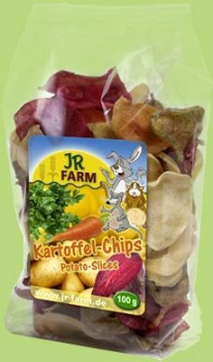 Картофен чипс за гризачи